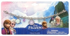 BRACELET With pendant CHARM Disney - FROZEN Elsa and Anna