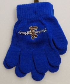 GLOVES, MAGICAL DISNEY-MICKEY mouse - Mickey Mouse - Blue Color
