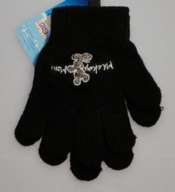 GLOVES, MAGICAL DISNEY-MICKEY mouse - Mickey Mouse - Black Color