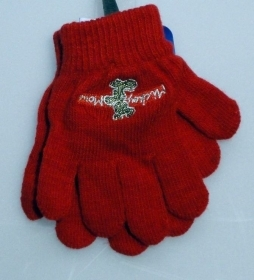 GLOVES, MAGICAL DISNEY-MICKEY mouse - Mickey Mouse - Red Color
