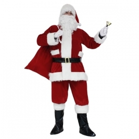 DRESS SANTA CLAUS Santa claus LUXURY