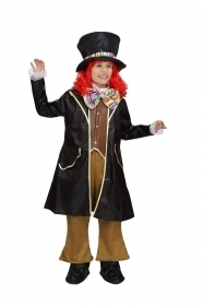 DRESS COSTUME Mask CARNIVAL baby - THE mad HATTER