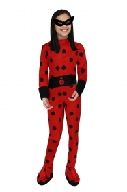 DRESS COSTUME CARNIVAL Mask - Girl's LADYBUG LADYBUG
