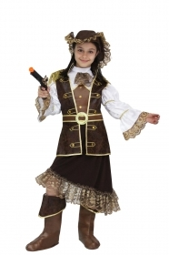 DRESS COSTUME CARNIVAL Mask - THE PIRATE