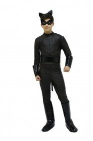 DRESS COSTUME CARNIVAL Mask - Guy CAT NOIR - black Cat