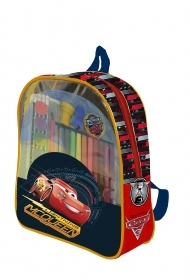 BACKPACK-Backpack is the Bearer ASYLUM DISNEY CARS