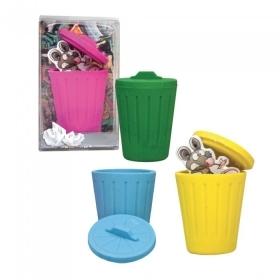 Eraser COLLECTION - IDEA-CANDY - AFTER PARTY - the BIN