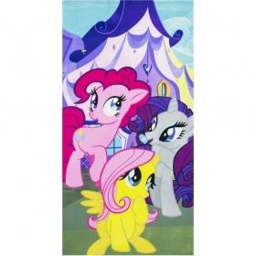 TOWEL for the beach / Pool MY LITTLE PONY - 70 x 140 cm