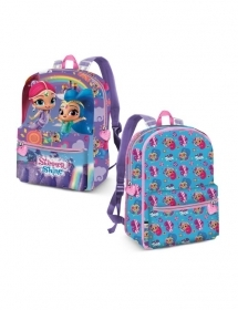 BAG BACKPACK Rucksack NURSERY Reversible - SHIMMER and SHINE