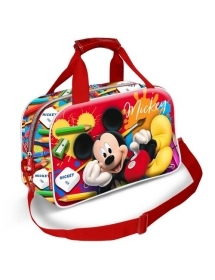 BAG DUFFEL bag with shoulder Strap from a Gym - DISNEY MiCKEY MOUSE MICKEY mouse - 37523