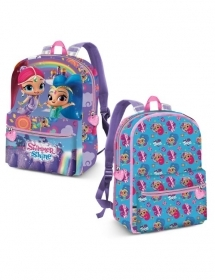 BAG BACKPACK Free Time-Reversible - Shimmer And Shine