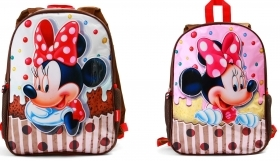 BAG BACKPACK Reversible - DISNEY MINNIE