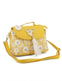 BAG with shoulder Strap Removable - Disney MINNIE - JAM Chamomile