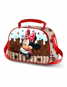 BAG Portamerenda THERMAL with shoulder Strap DISNEY MINNIE
