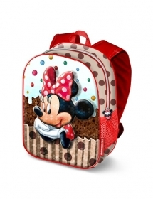 Folder Rucksack BACKPACK School 3D - DISNEY MINNIE 37316