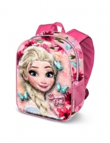 Folder Rucksack BACKPACK School 3D - DISNEY FROZEN ELSA 37273
