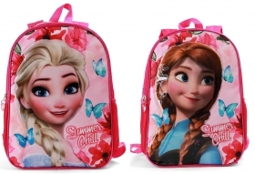 BAG BACKPACK Reversible - DISNEY FROZEN ELSA and ANNA