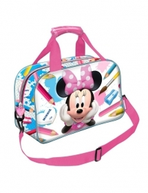 BAG DUFFEL bag with shoulder Strap from a Gym - DISNEY MINNIE 37704