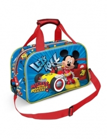 BAG DUFFEL bag with shoulder Strap from a Gym - DISNEY MICKEY MICKEY mouse 37684