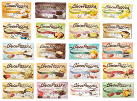 CONFETTI CRISPO CIOCOPASSION BACKDROP - TASTE and QUANTITY of your CHOICE