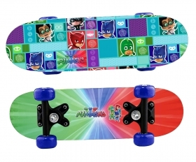 Skateboard Skate board WOOD PJMASKS - SUPER PAJAMAS