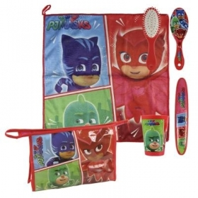 Beauty Case da viaggio con Accessori - PJMASKS SUPER PIGIAMINI