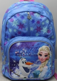 BACKPACK Free Time, School and Leisure Time - DISNEY FROZEN ELSA