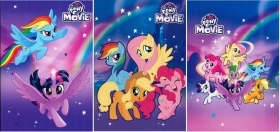 5 Quadernoni Notebooks and maxi/4 - MY LITTLE PONY - Lining To