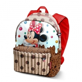 BACKPACK FREE TIME, School and Leisure Time - DISNEY MINNIE