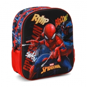 RUCKSACK Backpack School Nursery 3D - MARVEL SPIDERMAN 37093