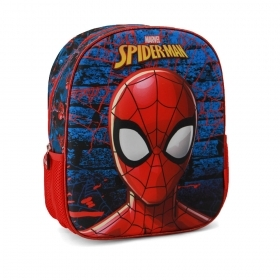 RUCKSACK Backpack School Nursery 3D - MARVEL SPIDERMAN 37126