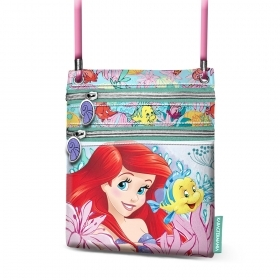 BAG HANDBAG with shoulder Strap - DISNEY - ARIEL - The little Mermaid