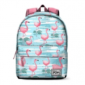BACKPACK School and Free Time - OH MY-POP - FLAMINGOS
