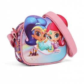 BAG HANDBAG with shoulder Strap - Shimmer and Shine