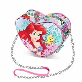BAG Handbag Heart Shoulder bag - DISNEY ARIEL - The little Mermaid 37342