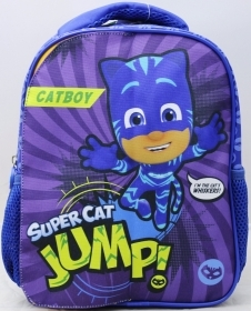 Rucksack BACKPACK School Nursery PJ MASKS - SUPER PAJAMAS