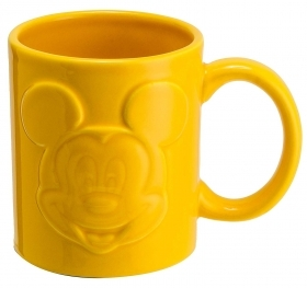 CERAMIC MUG 3D with Box DISNEY - MICKEY mouse yellow