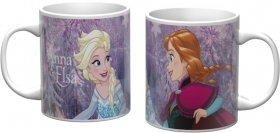 CERAMIC MUG with Box DISNEY FROZEN - ELSA AND ANNA - 49586