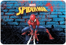 PLACEMAT TABLE in the Soft Plastic - FOLDING - MARVEL SPIDERMAN