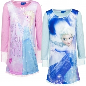 Negligee - nightgown DISNEY FROZEN ELSA - 4 5 6 8 years Autumn/Winter