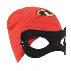 Winter HAT - Mask- The Incredibles 2