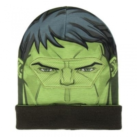 Winter HAT Mask - AVENGERS HULK