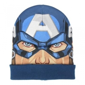 Winter HAT Mask - AVENGERS - CAPTAIN AMERICA