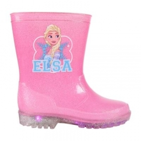 Boot BOOT RAIN LED DISNEY FROZ