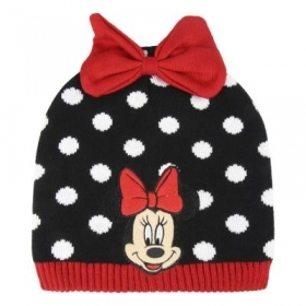 WINTER HAT - DISNEY MINNIE