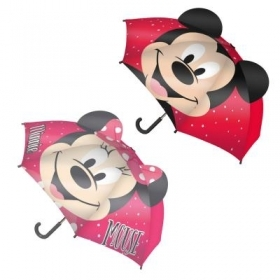 OMBRELLO 3D - DISNEY MINNIE e TOPOLINO