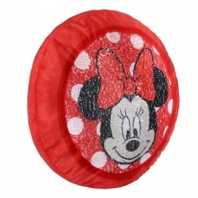 PLUSH PILLOW with PAJETS DISNEY MINNIE 35x35 Cm