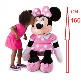 PLUSH WALT DISNEY MINNIE - 160 cm