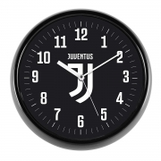 Wall CLOCK in ABS - 30 cm - Juventus - Official Product