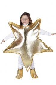 DRESS COSTUME CHRISTMAS Mask - the STAR of bethlehem